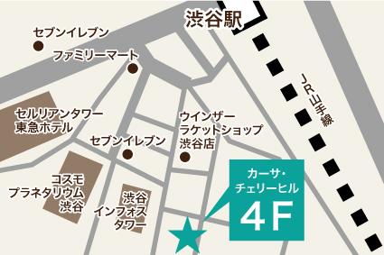 マップ東京